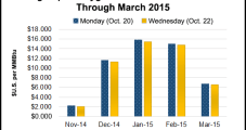 Northeast NatGas Basis Seen as Muted Due to Mild Early Winter