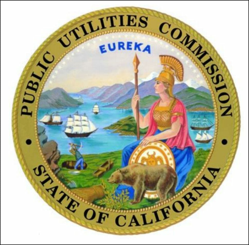 California Public Utilities Commission (CPUC)