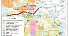 Kinder Morgan Withdraws Application For Lobos CO2 Pipeline