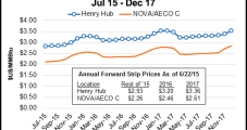 Surpluses to Dampen North American NatGas Prices Through 2017, NEB Says