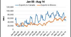 Continental Gas Trade Shifting Southward to Mexico