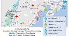 Nova Scotia LNG Project Would Access Canadian Gas Via U.S. Pipes