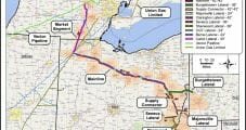 Rover NatGas Pipeline Sues For Survey Access in Michigan
