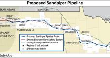 Enbridge Pipe Reversal to Tap Alberta, Bakken Shale Supplies