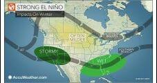 El Nino Could Bring Drought Relief to California