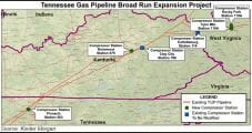 Antero, TGP Pushing FERC For Lower Fuel Rates on Broad Run Expansion