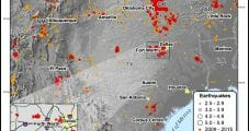 Quakes Are Natural, Not From Injection Wells, XTO Tells Investigators