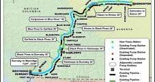 Kinder Morgan Canada Applies to Build Last Leg of Trans Mountain Pipeline