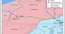 Sunoco's Mariner East Plans Advance With Pipeline Abandonment