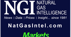 Nymex Natural Gas Futures Close Week Nearly Unchanged, but Long-Term Support Growing