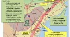 LNG Terminal Being Considered for Galveston, TX