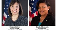 White House Announces Two Nominations to Federal Energy Regulatory Commission