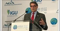 DOE Secretary Rick Perry to Step Down by Year's End