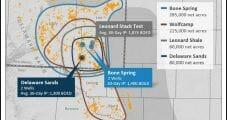 Devon Raises Meramec Inventory by 40%, Showboats Leonard Shale Potential in Permian