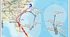 Hurricane Matthew Batters Florida's East Coast; NatGas Demand Drops 0.5 Bcf/d