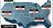February Bidweek Dips as Bone-Rattling Polar Vortex No Match for Ample Natural Gas Inventory