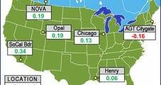 June Bidweek Prices Climb on Summer Heat; Supply Growth Still Feeding Natural Gas Bears