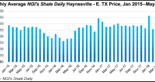 Freeport LNG Buyer Osaka Gas Taking Stakes in Sabine Oil Haynesville Acreage