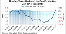 Texas Oil, Natural Gas E&Ps Pick Up Pace in January