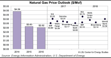 Onshore Natural Gas, Oil Supply Pushing Gulf Coast LNG, Petchem Expansions, Says LSU