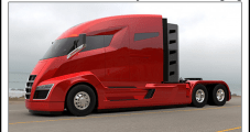 NatGas/Electric Semi Truck to Roll Out as Near-Zero Emission Model