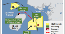 Noble, Marathon Oil Eyeing Natural Gas Sales, Exports from Equatorial Guinea