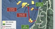 Noble Energy Pulls Trigger on Phase One of Leviathan NatGas Project Offshore Israel