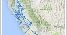 CPUC Staff Slashes PG&E Gas Pipeline/Storage Rate Request