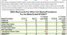 Seven U.S. Oil Rigs Pack Up Shop; Texas, Louisiana Lead Declines Among States
