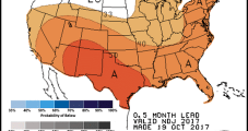 Weather Outlooks Disappoint; November NatGas Forwards Tumble 12 Cents On Average
