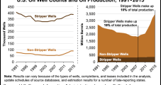 U.S. Stripper Well Output Declining but Still Significant, Says EIA