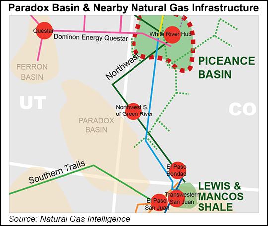 Paradox Basin Infrastructure