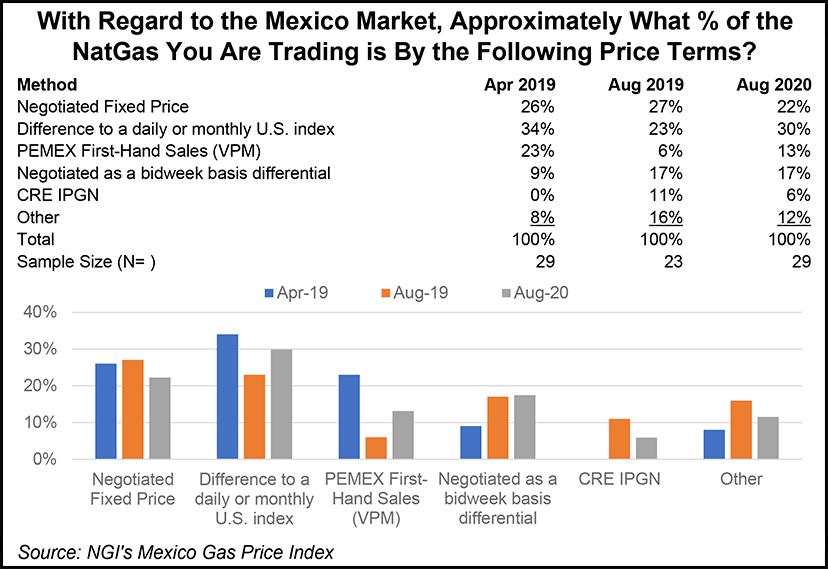 Mexico Gas Survey 3