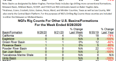 U.S. Rig Count Steady Overall as Haynesville Up, Permian Down