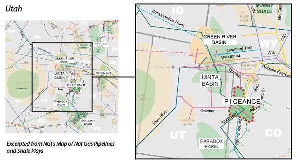 Uinta Basin Map
