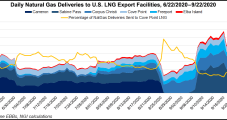 LNG Recap: Weather, Maintenance Combine to Disrupt U.S. Export Operations