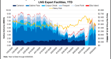LNG Export Trade in Growth Mode for 'Some Time,' Says Yergin