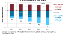 U.S. Natural Gas Prices to Average $3.40 in January as Domestic, Overseas Demand Climbs, Says EIA