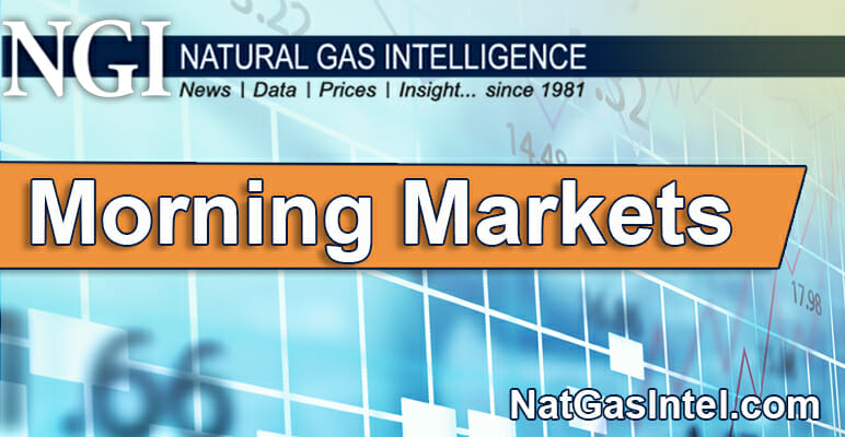 NGI Morning Natural Gas Price & Markets Coverage