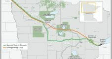 Minnesota Enbridge Line 3 Pipe Replacement Project Inches Closer to Construction