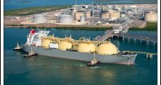Total Sells First Carbon Neutral LNG Cargo to CNOOC