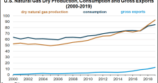 U.S. Power Sector Fueled Record Year for Natural Gas in 2019