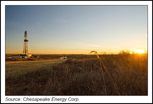 Chesapeake rig
