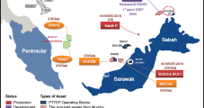 Latest Malaysia Offshore Natural Gas Discovery May Hold 2 Tcf