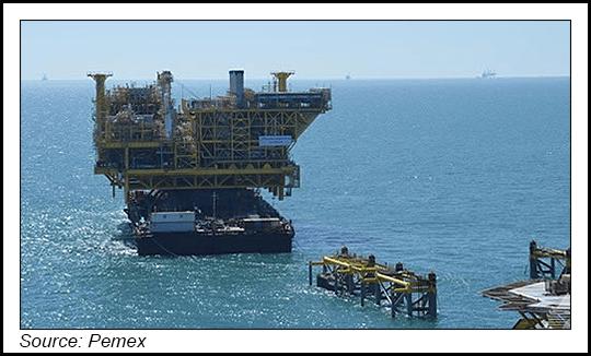 rig image pemex