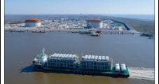 Venture Global Considering Fourth Gulf Coast LNG Export Project
