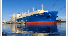 Energy Transfer Texas Terminal Exports First Very Large Ethane Carrier