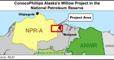 Judge Orders Delay of Construction at ConocoPhillips' Willow Project in Alaska