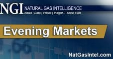 Natural Gas Futures Slip Further as Traders Brush Off Looming Storage Deficits; Cash Mixed