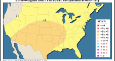 After Historic Winter, Texas on Track for Near-Record Summer Heat